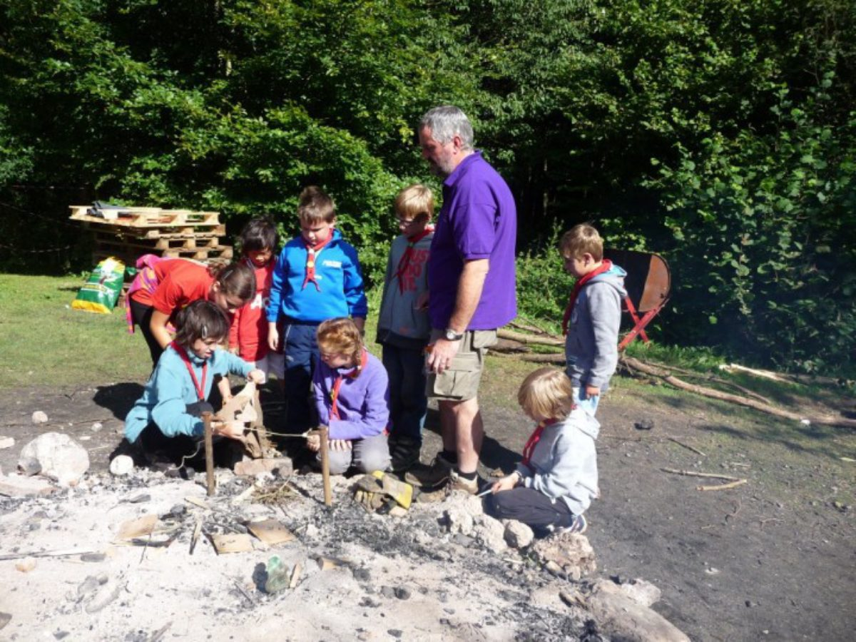 Cubs – Mereworth & Kings Hill Scout Group